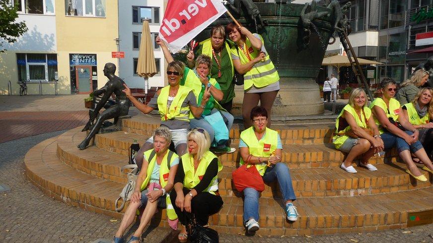 Streik FB 12 MD