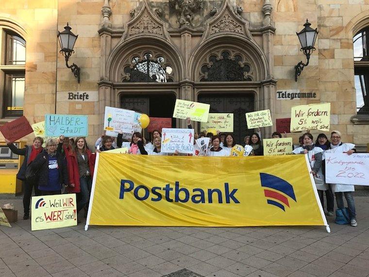 Postbank Magdeburg